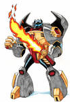 Transformers Animated Grimlock