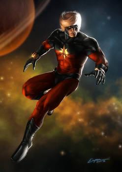 Marvel Captain Marvel