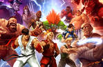 Street Fighter (Capcom Fighting Tribute)