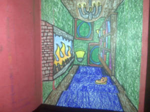 3D Haunted House