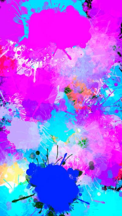 Liquid Color Pit by ArtFox99