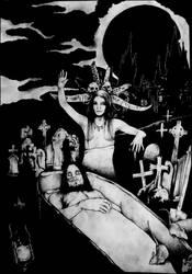 The Witch by PriestofTerror