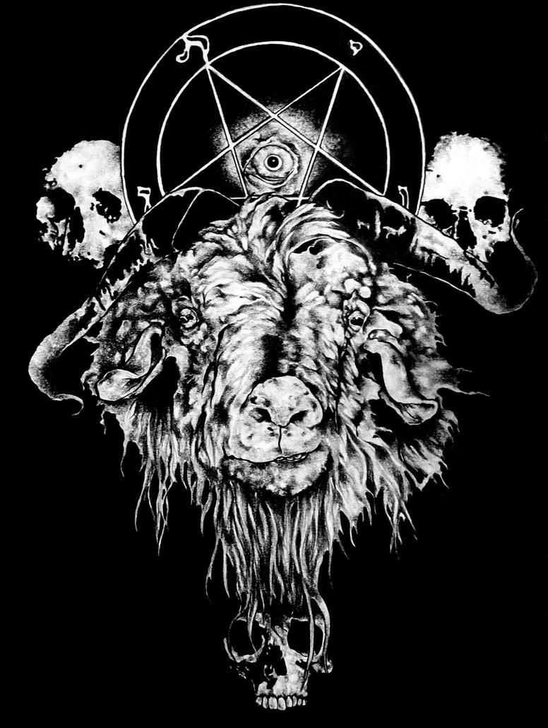 Goat by PriestofTerror
