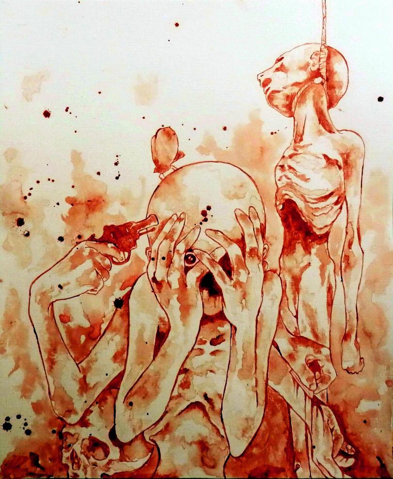 End Yourself... by PriestofTerror