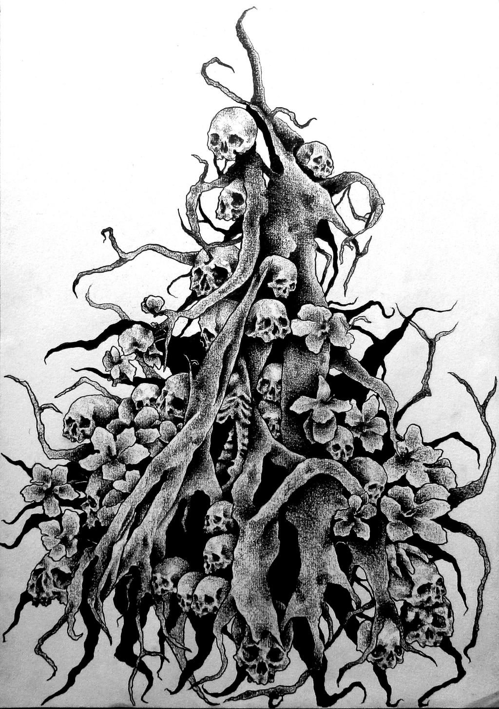 Tree of Life by PriestofTerror