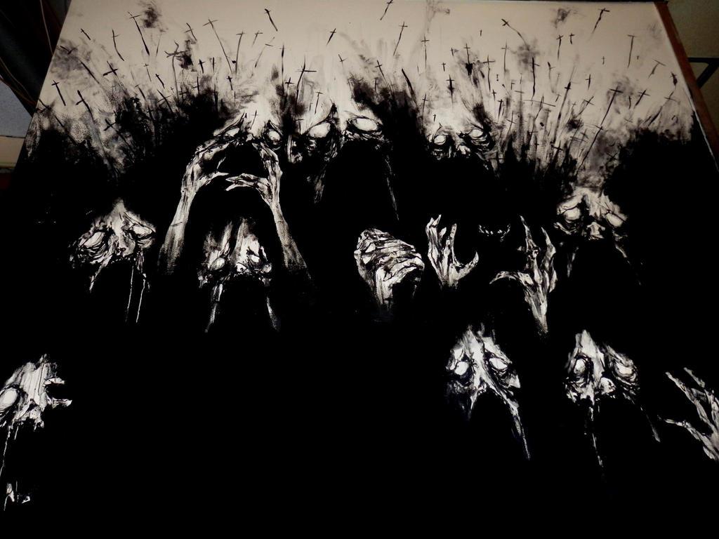 Le Mur aux Lamentations by PriestofTerror