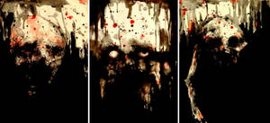 Triptych of Shadows