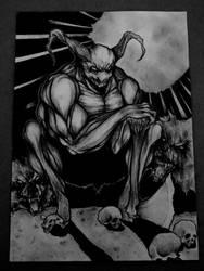 Hades by PriestofTerror