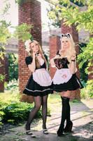 My Life As A Maid by Sayuviech