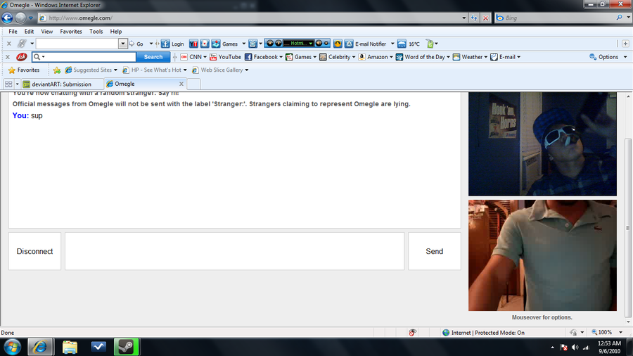 Omegle recorded video : antoniaeyre7wtl gq