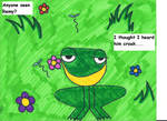 Frog by Toranpetto