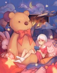 Dream in colour artbook
