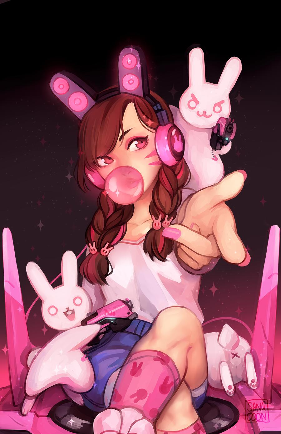 overwatch: bunny brigade