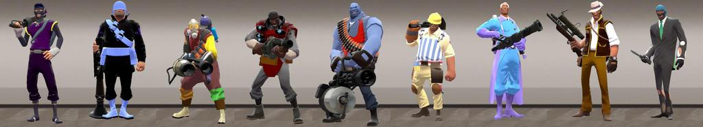 Chaos Team by HarmonyVsChaos