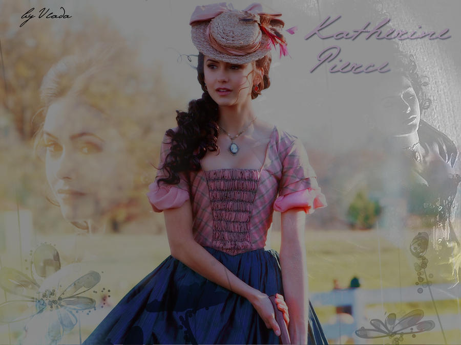 Katherine Pierce Katherine_Pierce_by_Kalementina