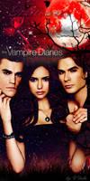 The Vampire Diaries, Halloween by Kalementina