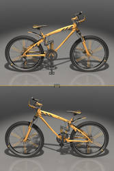 Custom MTB ver.2.0 by xiiid