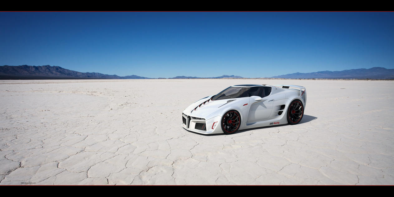 XIIIDSTER - desert shot 2 by xiiid