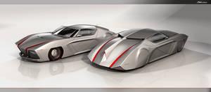 XIIIDSter Speedboat concept @studio x2