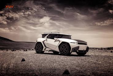 XUV-desert-BW