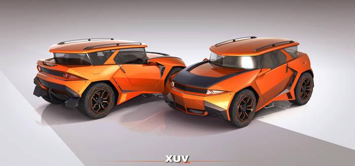 XUV-two-studio