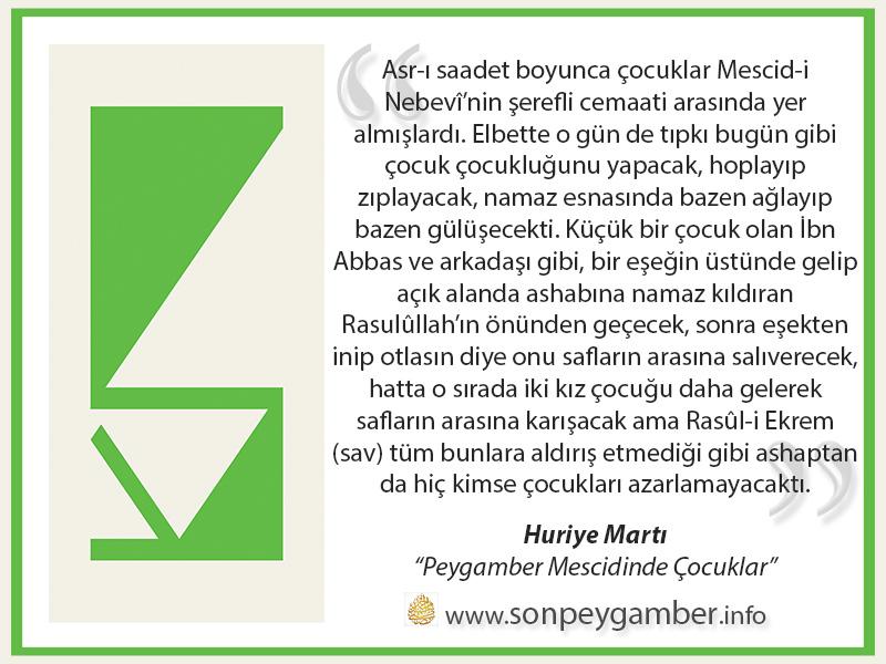 Huriye Marti by sonpeygamber-info