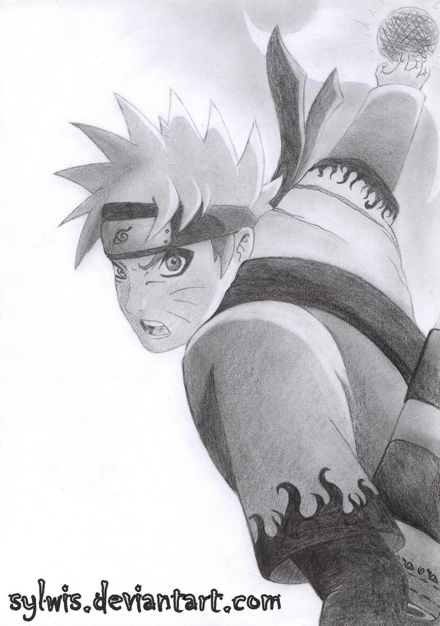Naruto Uzumaki sage mode Naruto Uzumaki Sage Mode Drawing