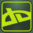 deviantART Logo by frontskies