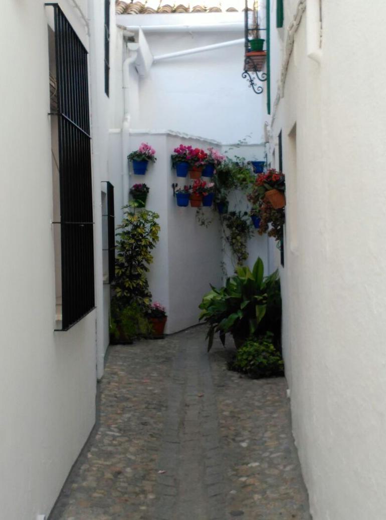 Calle en Priego I by maitelivingdeadsoul