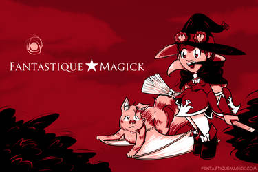 Fantastique*Magick -- Night Flight by chaoscheebs