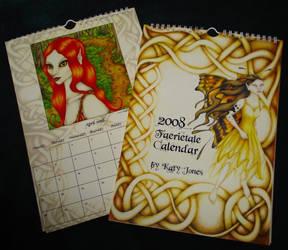 Faerietale Calendar 2008 by Flyttamouse