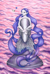 The Mermaid of Rostherne Mere
