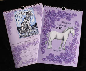 Faerietale Calendar 2010