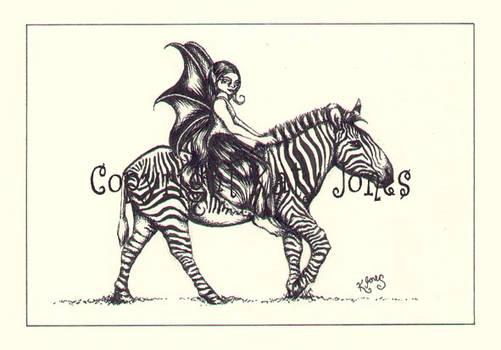 Black and White: Zebra