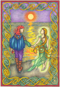 Connla and the Faerie Maiden