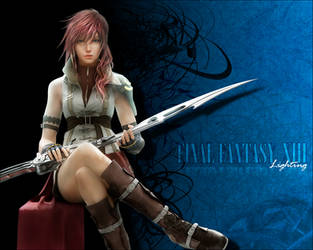 Final Fantasy XIII by Viuu