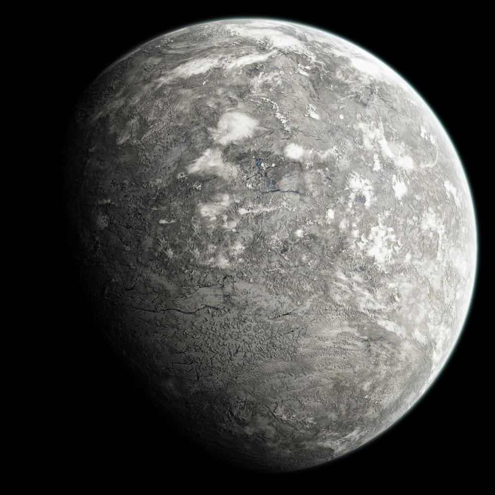 Iceplanet by hoevelkamp