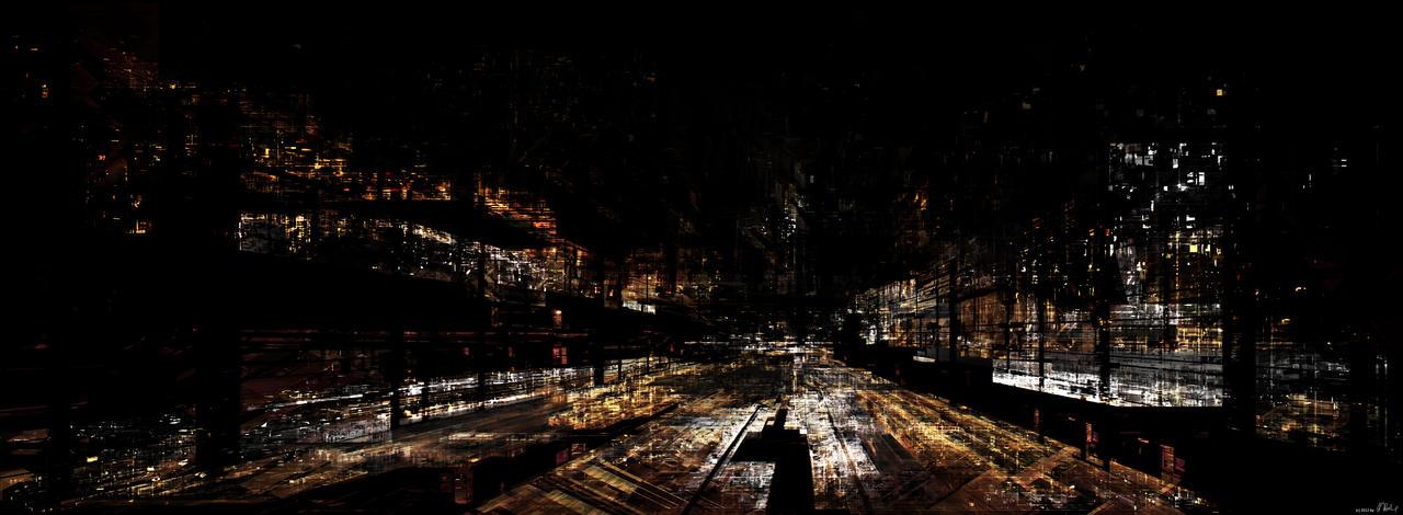 big city lights by hoevelkamp on deviantart. Black Bedroom Furniture Sets. Home Design Ideas