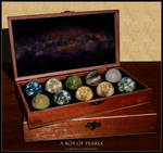 a box of pearls