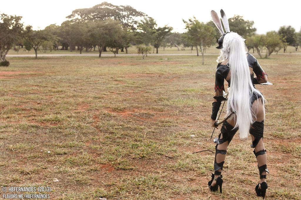 Fran final fantasy xii cosplay by nayigu