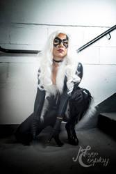 Black Cat cosplay by NayigoCosplay