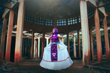 The Princess of Lorule by NayigoCosplay