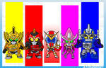 Kikai Sentai Zenkaiger SD