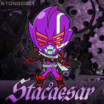 Stacaesar SD coloring by a1ong