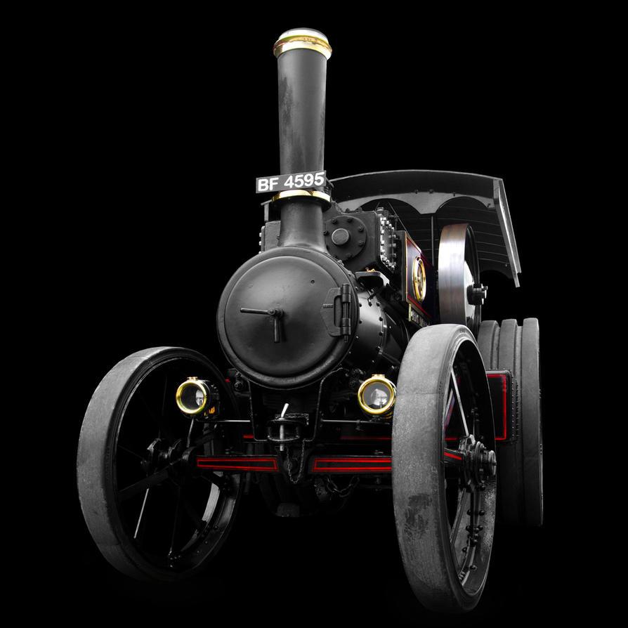 Steam Engine by CitizenJustin