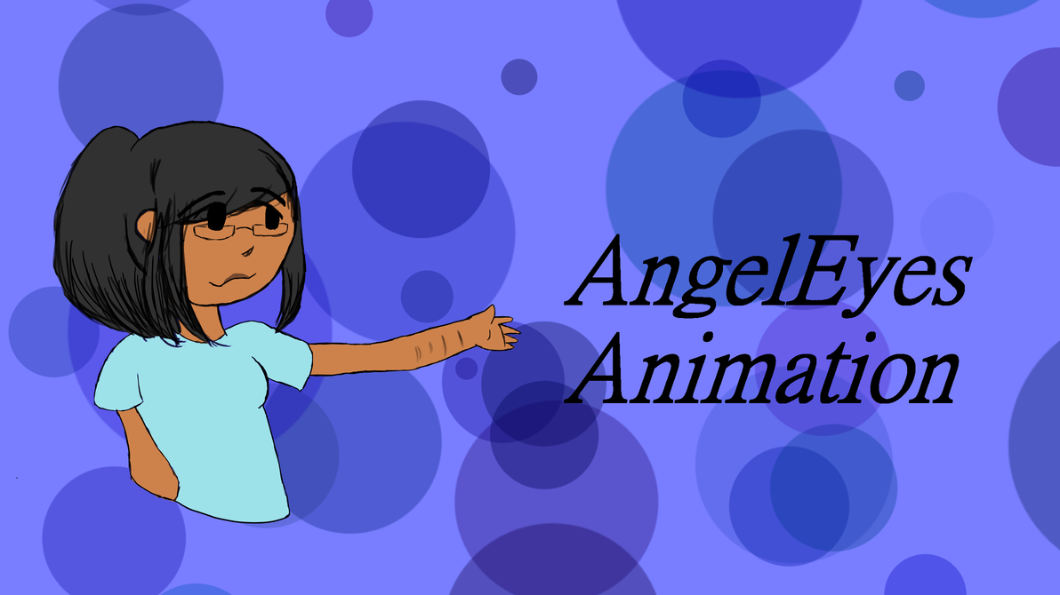 YouTube Channel art by AngelEyesDeviant
