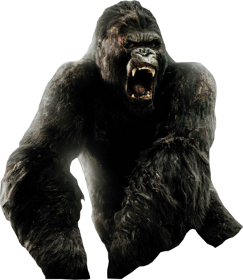 King Kong PNG by ShutupDemi on DeviantArt: shutupdemi.deviantart.com/art/King-Kong-PNG-416825747