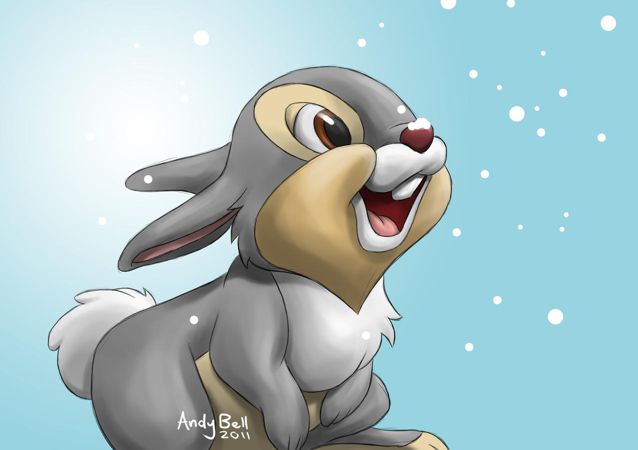 Day - Thumper by ShadowedImages on DeviantArt