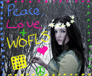 Peace, Love, and WOFLS. by yexy