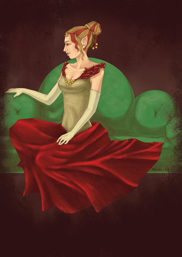 -:Mathilda:- by mesai